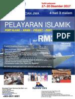 Islamic Cruise 2017