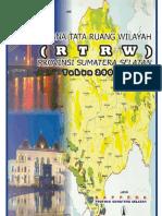 Dokumen RTRW Provinsi Sumatera Selatan 2005-2019.pdf