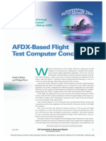 Afdx Flight Test