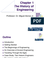 Lecture 2 the History of Engineering