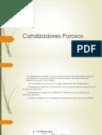 Catalizadores Porosos