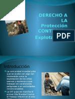 Derecho a La Proteccion Contra La Explotacion