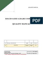 KCT Quality Manual