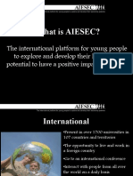 AIESEC Introduction!