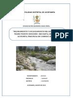 Perfil Defensa Rivereña Chuchun