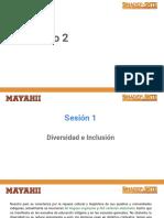 SNTE-Sesión 1- Diversidad e Inclusión