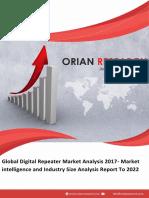 Global Digital Repeater Market 2017