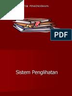 3. Anatomi Dan Fisiologi Sistem Penginderaan1