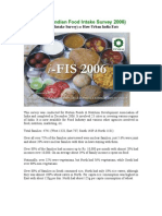 IFIS-FoodIntakeSurvey2006