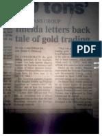 Imelda Letter Back Tale of Trading