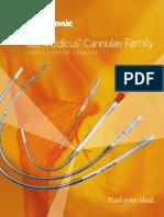 995 Bio Medicus Cannulae Family