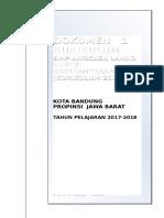 Dokumen 1 Kurikulum Smp Angkasa 2017-2018