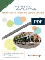 625.6 5 - Mersen (2015), Pantograph Strips for Citadis Tramways Alstom - En - Zoom