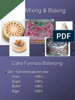 Cake Process