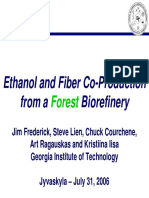 1.4 - Frederick - Ethanol and Fiber Co-Production