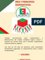 Valores y principios cooperativos