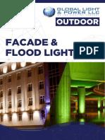 Facade Flood Lights 2016