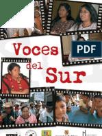 Voces del Sur (Ensenyants Solidaris - Nuria Abad, 2009)