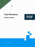Fast Dormancy
