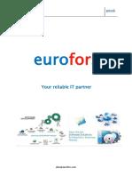 Eurofors Presentation