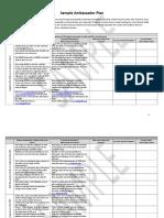 Sample Ambassador Plan 11.21.12 0