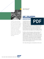 SAP Collateral Management System CMS Configuration Guide User Manual