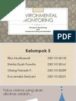 Kelompok 5_Environmental Monitoring_Chapter 5
