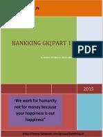 Banking Gk Part 1