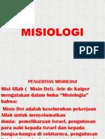 Misiologi Power Poin
