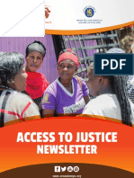 Access to Justice - Finland NewsLetter   July - Sept 2017