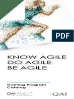 Agile Catalog