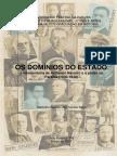 Os Dominios Do Estado - Martinho Guedes