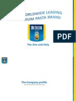Pasta DeCecco