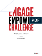 Pivot Legal Society Annual Report 2011