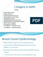 Breast Surgery in Delhi
