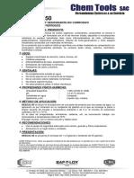 03050271_desincrustante Desoxidante No Corrosivo 1gln Descal 50 - Hoja Tecnica