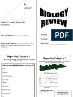 biology review booklet