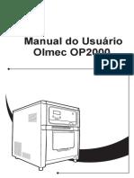 Manual OP2000