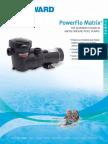 Folleto Powerflo Matrix-BOMBA ALBERCA SP1529