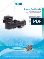 Folleto Powerflo Matrix-BOMBA ALBERCA SP1529
