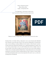 Review of Portraits by Paul Cézanne at Musée d'Orsay