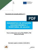 Diagnostico Socieconomico Galicia Cas