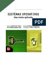Sistemas operativos una visión aplicada - Jesus Carretero
