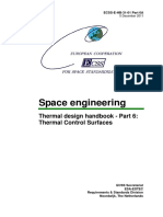 ECSS E HB 31 01_Part6A Thermal Control Surfaces