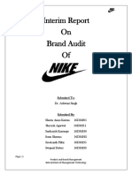 Brand Audit Grp 2 Nike