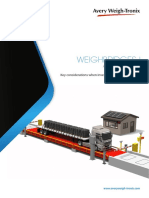 Weighbridge Buyers Guide India
