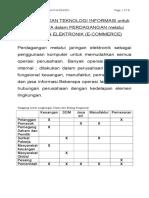 BAB 6 Perdagangan Melalui Jaringan Elektronik.doc