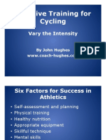 Effective Training Cycling Rmcc2012