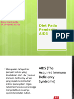 Diet Pada Penderita AIDS