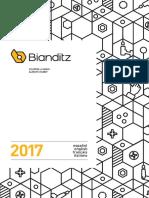 Catalogo Bianditz 2017